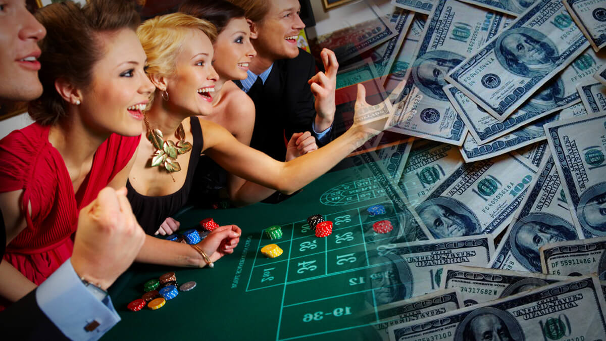 Win money at casino