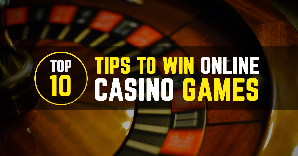 Tips to win more money at the casinos